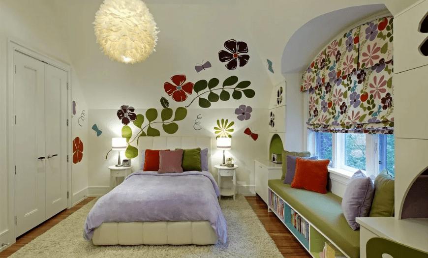 Дизайн детской комнаты (150+ фото): идеи оформления современного интерьера