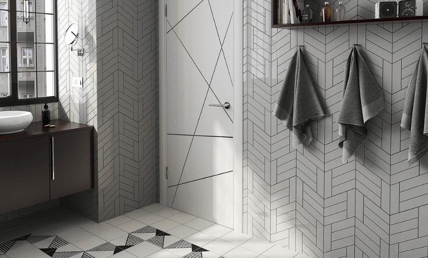 современные идеи для отделки ванной комнаты